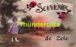 CPA SOUVENIR DE ZELE - Zele