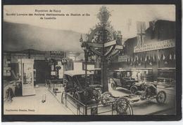 NANCY - Exposition 1909 - Stand De La Société De Dietrich De Lunéville - Nancy