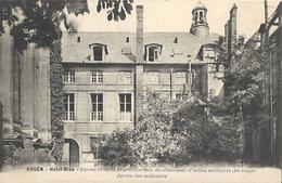 CPA Rouen Hôtel-Dieu - Rouen