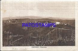 99313 ITALY CASTANA LOMBARDIA VIEW PANORAMA POSTAL POSTCARD - Zonder Classificatie