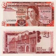 GIBRALTAR       1 Pound       P-20e       4.8.1988       UNC - Gibraltar