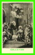 RELIGIONS - S. IGNAZIO RICEVE A S. MARIA DELLA STRADA II S. DUCA DI GANDIA FRANCESCO BORGIA, 1550 - E. CALZONE - - Saints