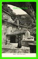 ASSISI, ITALIE - EREMO DELLE CARCERI - LE PUIT MIRACULEUX DE ST FRANÇOIS - ED. TANCREDI MORETTI - - Italie