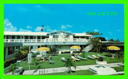 CARTES DE VISITE - SOUTHERN COMFORT APARTMENT MOTEL, LAUDERDALE-BY-THE-SEA, FLORIDA - - Cartes De Visite