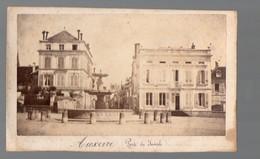 Auxerre (89 Yonne) Photo Ancienne Porte Du Temple (PPP14918) - Photographs