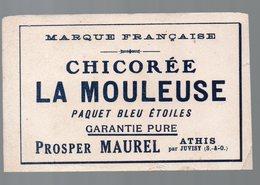 Athis Par Juvisy (91 Essonne) PETIT BUVARD Chicoree LA MOULEUSE  (PPP14919) - Food