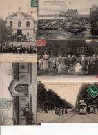 Beau Lot De 60 Cartes Postales Anciennes Val De Marne Département 94 Dont Nombreuses Animations N° 2 - Cartes Postales