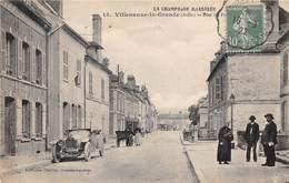 10-VILLENAUXE-LA-GRANDE- RUE DU PERREY - France
