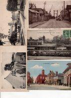 Beau Lot De 60 Cartes Postales Anciennes Oise Département 60 Dont Nombreuses Animations N° 1 - Cartes Postales