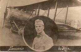 Militaria : Allemagne  Mayence  33 ème Régiment D'aviation Souvenir Du Rhin Carte Photo Réf 4832 - Regiments