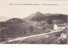ENV.CORNIMONT : LE COL DE GROSSE PIERRE .N.CIRCULEE.T.T.B.ETAT.PETIT PRIX.COMPAREZ!!! - Cornimont