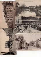Beau Lot De 60 Cartes Postales Anciennes Oise Département 60 Dont Nombreuses Animations N° 2 - Cartes Postales