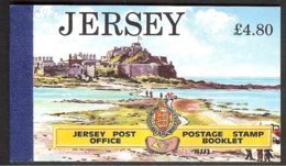 Jersey Y&t C 460 Carnet Série Courante Vues De Jersey   ** - Jersey