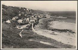Sennen Cove, Cornwall, C.1950s - Salmon RP Postcard - England