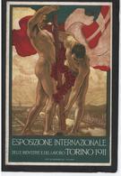 TORINO   - Esposizione Internazionale 1911 - Mostre, Esposizioni