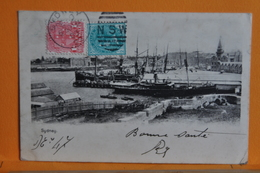 Sydney -   View Of The Port - Sydney