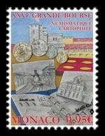 Monaco 2018 Mih. 3416 Grande Bourse. Coins MNH ** - Monaco