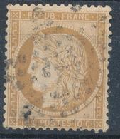 N°36 OBLITERATION ETOILE DE PARIS. - 1870 Siège De Paris