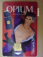 F605 Opium YSL 50U SO3 - Perfume