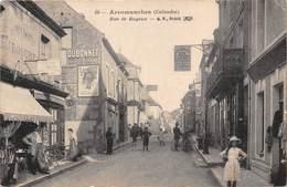 14-ARROMANCHE- RUE DE BAYEUX - Arromanches