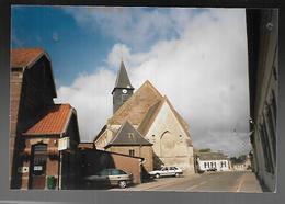 Cpm Photo-carte 8018210 Candas Rue De L'église - Sonstige Gemeinden