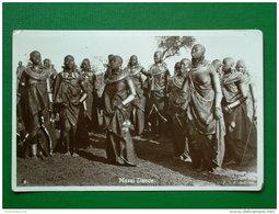KENYA - Masai Dance - Kenia
