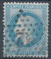 N°29 OBLITERATION ETOILE DE PARIS. - 1863-1870 Napoléon III Lauré