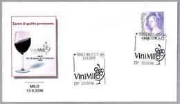 Feria VINIMILO 2009. Wine Fair. Milo, Catania, 2009 - Vinos Y Alcoholes