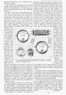 NOUVEAUX APPAREILS DE MESURE ELECTRIQUE     1895 - Non Classés