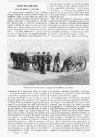 CANON De CAMPAGNE De 75 MM  à TIR RAPIDE  1895 - Unclassified