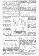 RECREATIONS SCIENTIFIQUES  ILLUSION-MAGIE ( LE MYSTERE DES HOMMES DE FEU DEVOILé )  1895 - Unclassified