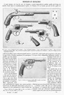 PISTOLETS Et REVOLVERS   1895 - Unclassified