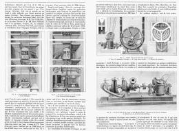 LES ASCENSEURS ELECTRIQUES     1895 - Sciences & Technique