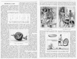 INDUSTRIE De La LAQUE  1895 - Sciences & Technique