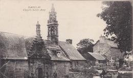 CPA  29 - DAOULAS - Chapelle Sainte-Anne - Daoulas