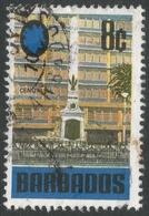 Barbados. 1970 Definitives. 8c Used. SG 405 - Barbados (1966-...)