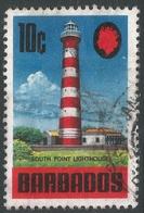 Barbados. 1970 Definitives. 10c Used. SG 406a - Barbados (1966-...)
