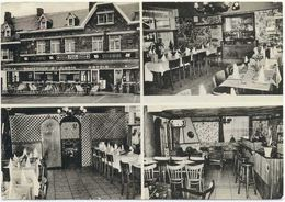 CPSM COMBLAIN AU PONT - Hostellerie Saint Aubin - 11/11/1967 - Comblain-au-Pont