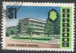 Barbados. 1970 Definitives. $1 Used. SG 412 - Barbados (1966-...)