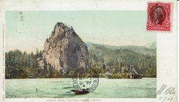 USA-CASTLE ROCK-COLOMBIA RIVER-OREGON - Etats-Unis