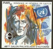 FRANCE Bloc CNEP N°21 (PARIS 1995) - Cote 13.00 € - CNEP