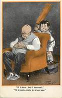 Themes Div-ref X624- Illustrateurs - Illustrateur Enfants - Fred Spurgin - Cricket - Carte Bon Etat - - Cricket