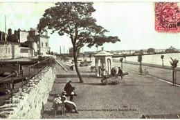 CPA & CPSM N°22588 - LOT DE 7 CARTES DE SOUTHAMPTON - WESTERN SHORE PIER + MULTIVUES + MAYFLOWER MEMORIAL THE PIER - Southampton