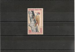 HAUTE VOLTA Oiseau Pic Gris Année 1964 N°Y/T : 18** - Haute-Volta (1958-1984)