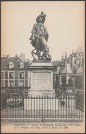 Statue D'Abraham Duquesne, Dieppe, C.1910 - Neurdein CPA ND137 - Dieppe