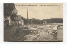 Vilagarcía De Arousa / Villagarcía - Alrededores (Vilaboa) - Old Spain Postcard - Pontevedra
