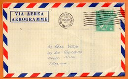 CUBA   AEROGRAMME     Lettre Entière  N° MM 245 - Lettres & Documents