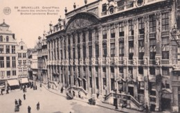 AO38 Bruxelles, Grand Place, Maisons Des Anciens Ducs De Brabant - Piazze