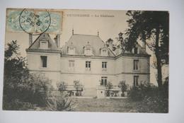 VENDRESSE- Le Chateau - France