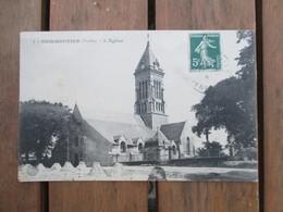CPA 85 NOIRMOUTIER L'EGLISE - Noirmoutier